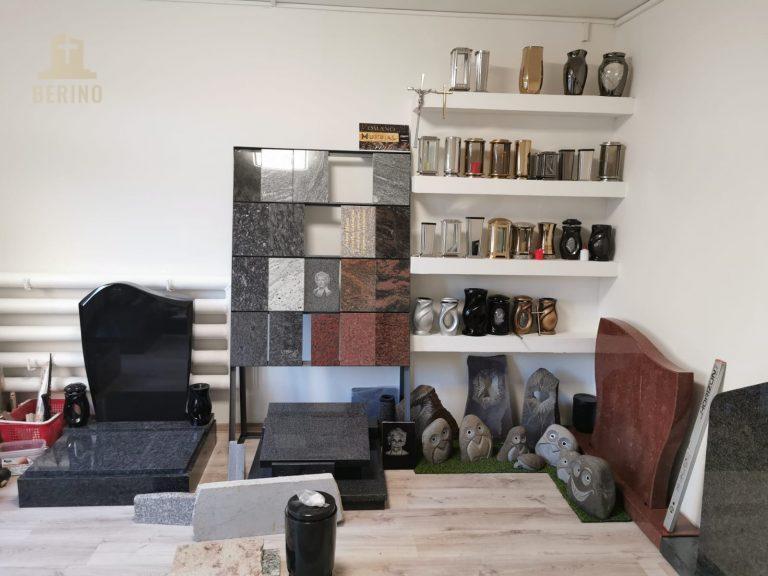 Showroom Kamenárstvo Berino - Petržalka