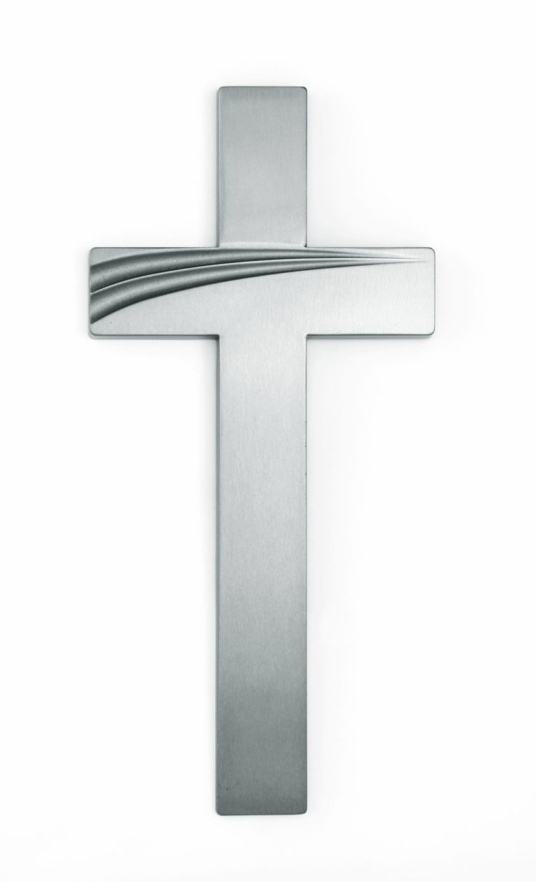 K52-4-25N Kríž Serena strieborný