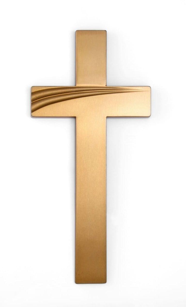 K52-5-25N Kríž Serena zlatý
