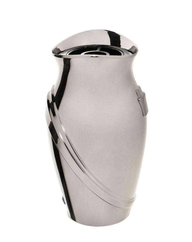 V51-0-25P Váza Kamelia nerez