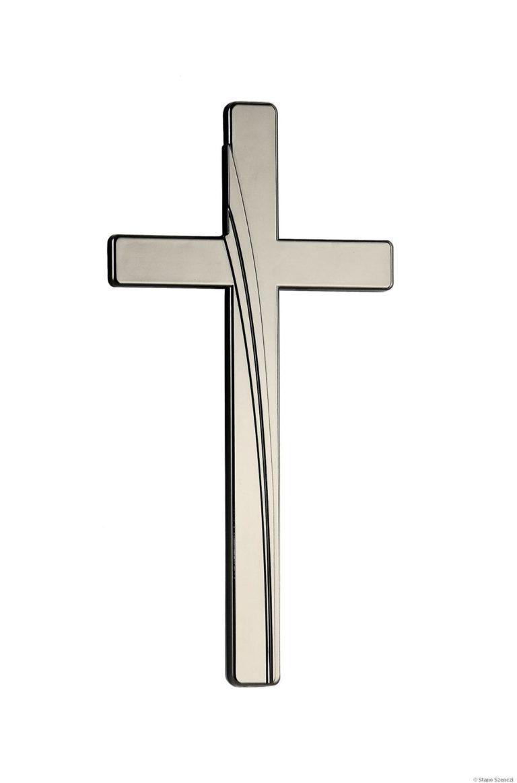K51-3-27P Kríž Kamelia čierene zlato