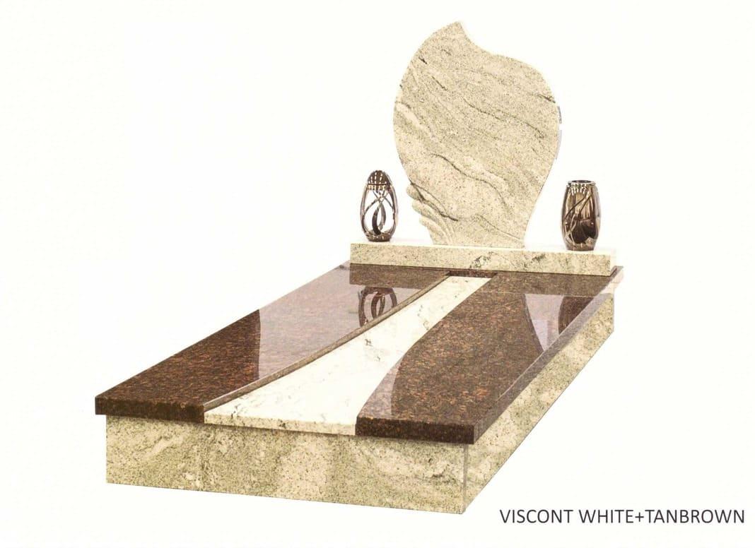 Jednohrob Vicsont White 94