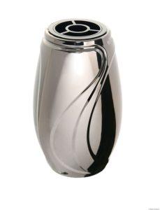 V50-3-27P Malá váza Verbena - zlatá