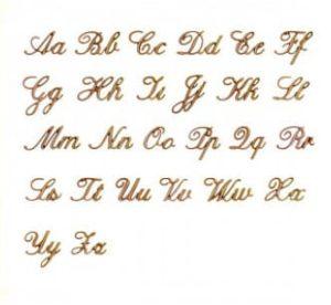 Náhrobné písmo