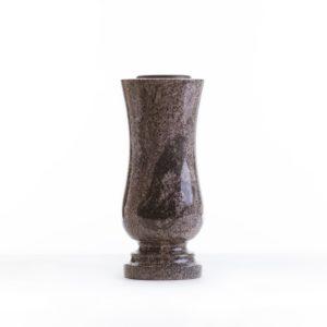 Žulová kamenná váza 4