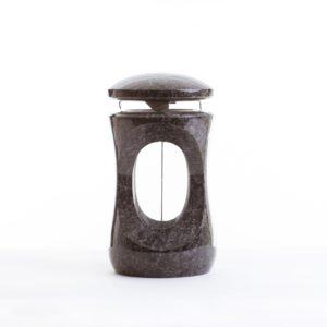 Kamenný žulový lampáš 3