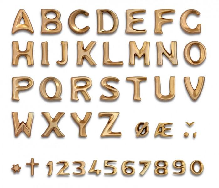 Náhrobné písmo Karpatia