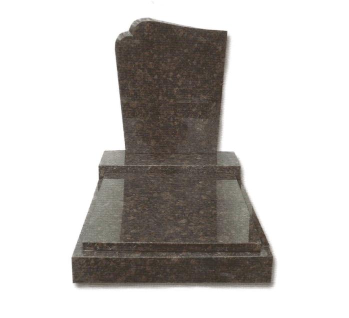 Urnový hrob Tan Brown