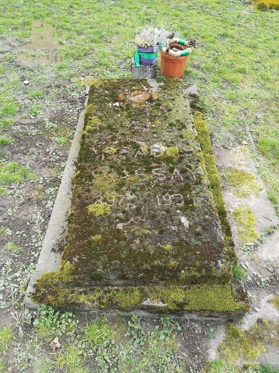Rekonštrukcia hrobov